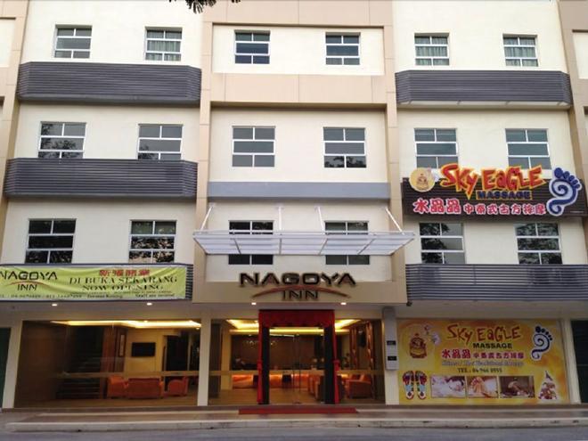 Nagoya Inn Hotel - Kuah - Edificio