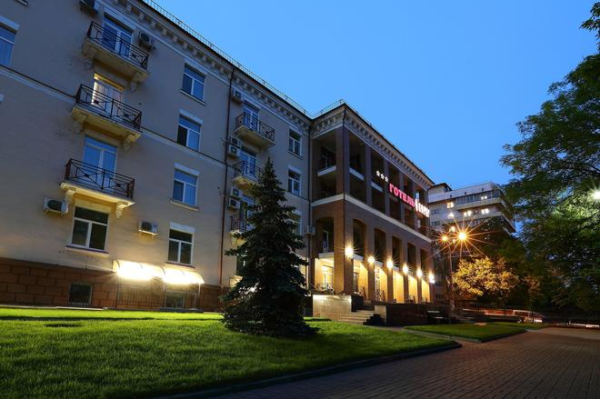 奧博瑞格酒店 - 基輔 - 建築