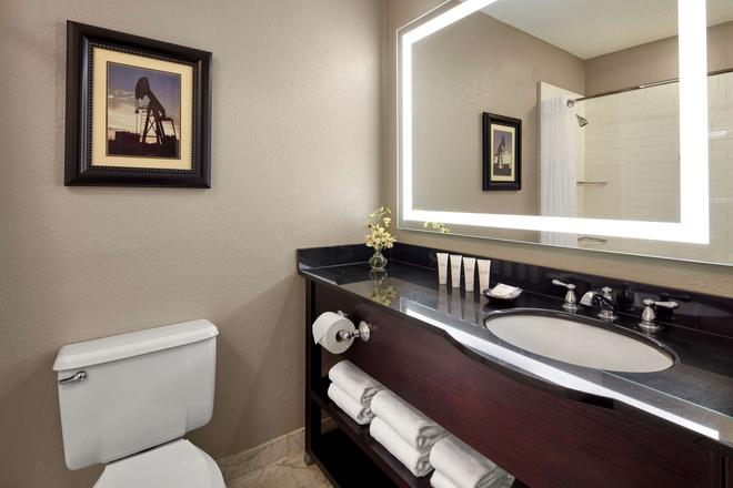 塔爾薩皇冠假日酒店 - 土爾沙 - 圖爾薩 - 浴室