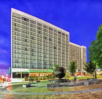 Hyatt Regency Tulsa - Tulsa - Building