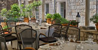 The Pucic Palace - Dubrovnik - Restaurant
