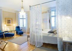 جراند هوتل هورنان - أبسالا - غرفة نوم