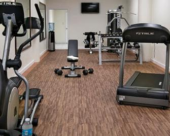 Windward Passage Hotel - Saint Thomas Island - Gym