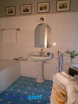 Bed and Breakfast - Château du Vau - Villandry - Bathroom