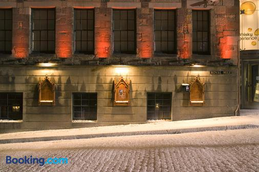 The Witchery by The Castle - Edinburgh - Building