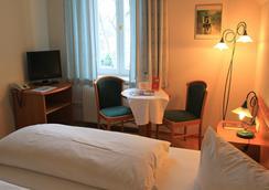 Hoffmanns Gästehaus - Thale - Bedroom