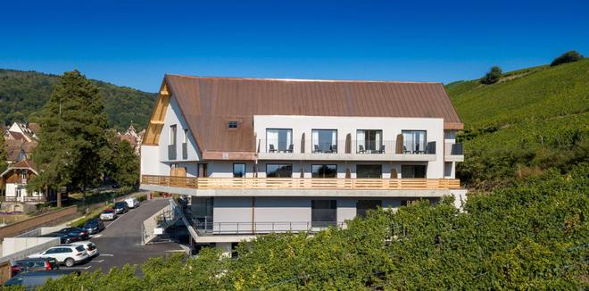 Best Western Hotel & SPA Le Schoenenbourg - Riquewihr - Building