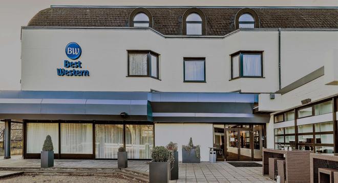 Best Western Hotel Trier City - Trier - Rakennus