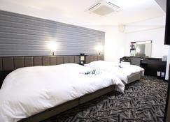 Apa Hotel Hikone Minami - Hikone - Makuuhuone