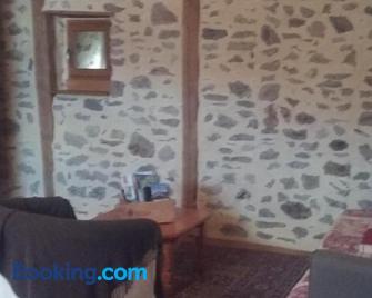 Le Relais d'Anglards - Saint-Flour (Cantal) - Sala de estar