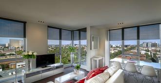 Tribeca Serviced Apartments - Melbourne - Living room