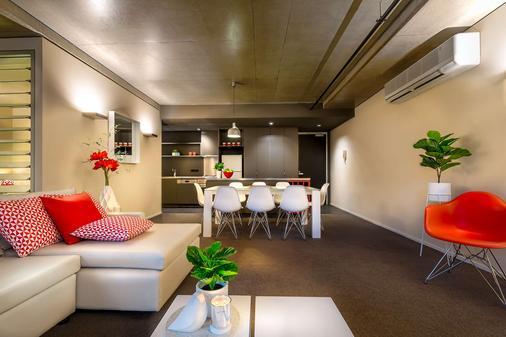 Tribeca Serviced Apartments - Melbourne - Bedroom