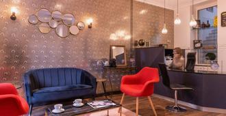 Hôtel Istria Paris - Parigi - Area lounge