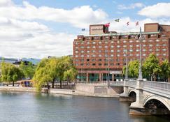 Sheraton Stockholm Hotel - สตอกโฮล์ม - อาคาร