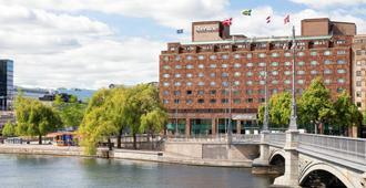 Sheraton Stockholm Hotel - Tukholma - Rakennus