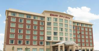 Drury Inn & Suites Denver Stapleton - Denver - Building