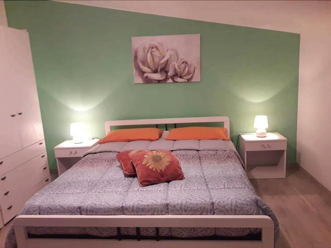 B&B Cialoma - Marina di Camerota - Bedroom