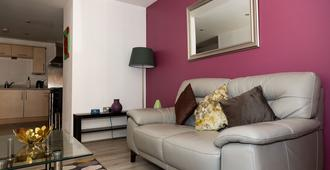Aa Lets Friars - Newcastle upon Tyne - Living room