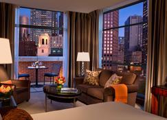 The Bostonian Boston - Boston - Sala de estar