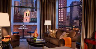 The Bostonian Boston - Boston - Living room