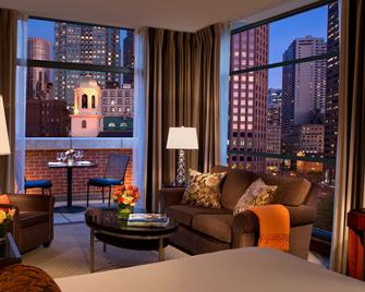 The Bostonian Boston - Boston - Wohnzimmer