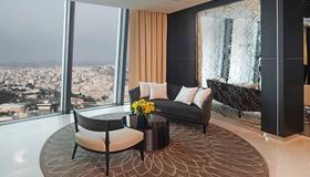 Amman Rotana - Amman - Living room