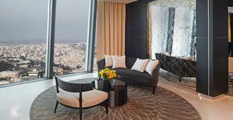 Amman Rotana - Amman - Phòng khách