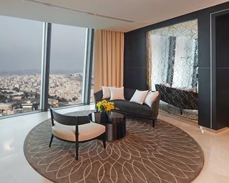 Amman Rotana - Амман - Вітальня