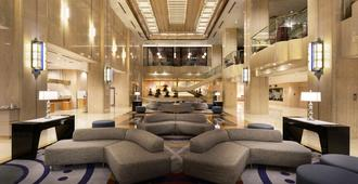 Hotel Metropolitan Tokyo Ikebukuro - Tokyo - Lobby