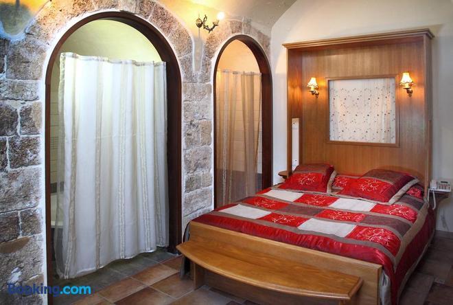 Akkotel-Boutique Hotel - Akko - Bedroom