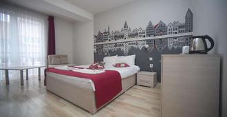 MM Rooms - Skopje - Bedroom