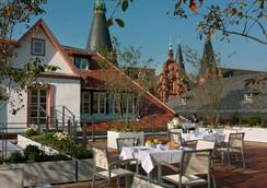 Arthotel Heidelberg - Heidelberg - Rooftop