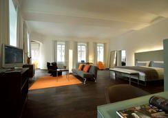 Arthotel Heidelberg - Heidelberg - Bedroom