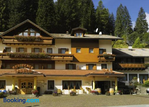 Residence Taufer - San Martino di Castrozza - Toà nhà