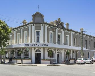 The Local Hotel - Fremantle - Building