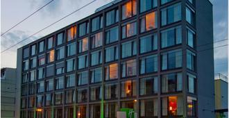 薩爾茨堡市假日酒店 - 薩爾斯堡 - 薩爾玆堡 - 建築