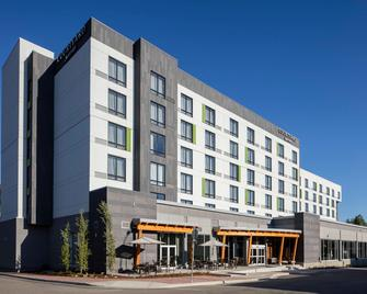 Courtyard by Marriott Prince George - Prince George - Gebouw