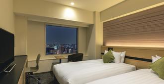 Ana Crowne Plaza Sapporo - Sapporo - Bedroom