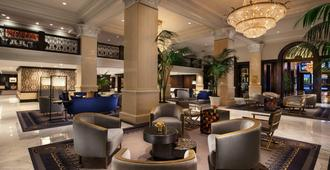 The Us Grant, A Luxury Collection Hotel, San Diego - San Diego - Lobby