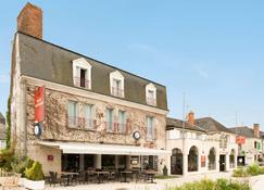 The Originals City, Hôtel Le Cheval Rouge, Tours Ouest (Inter-Hotel) - Villandry - Building