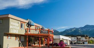 Powder Mountain Lodge - Fernie - Edificio