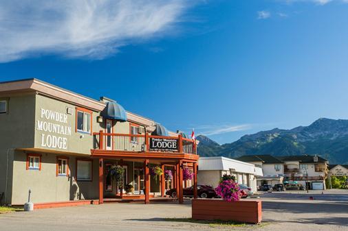 Powder Mountain Lodge - Fernie - Κτίριο