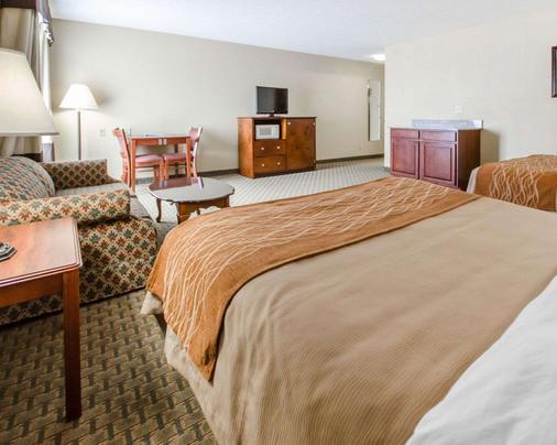 Comfort Inn - Henderson - Bedroom