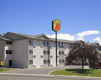 Super 8 by Wyndham Pocatello - Pocatello - Building