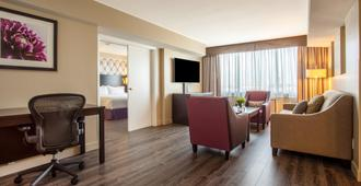Holiday Inn Toronto International Airport - Toronto - Sala de estar