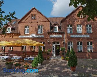 Hotel Deutscher Hof - Bad Wilsnack - Gebouw