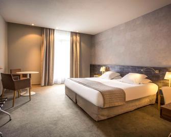 Mercure Brides Les Bains Grand Hotel Des Thermes - Brides-les-Bains - Soveværelse