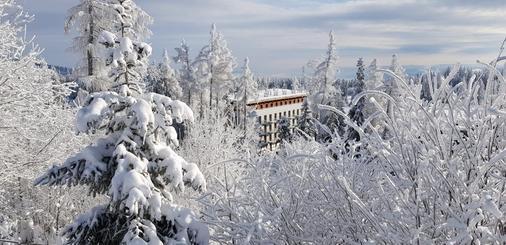 Hotel Crocus - Strbske Pleso - Outdoors view