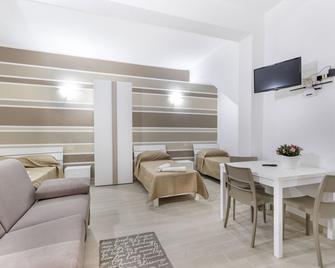 In Centro Rooms Vicino Cefalù - Campofelice di Roccella - Bedroom