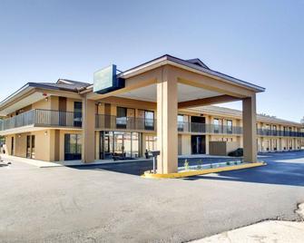 Quality Inn - Richland - Building